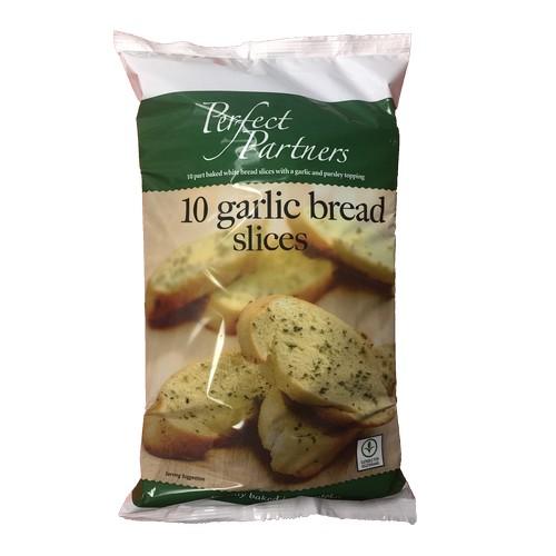 Garlic & Herb Bread Slices