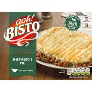 Bisto Shepherd's Pie