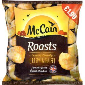 PM £1.99 McCain Roasts