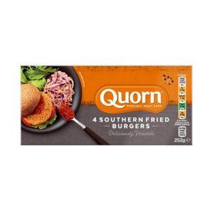 QuornBurger CASE