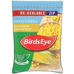 Birds Eye Sweetcorn UNIT