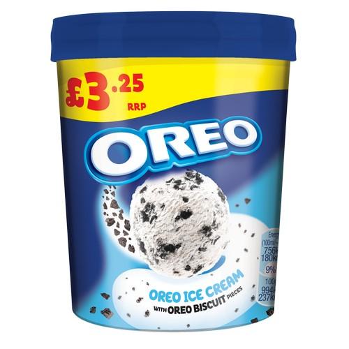 PM £3.25 Oreo Cookie Tub