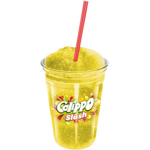 Calippo Slush Lemon