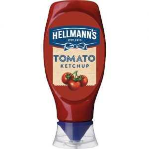 Hellmann's Tomato Ketchup Squeezy