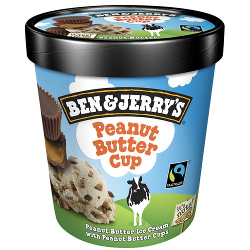 Ben & Jerrys Peanut Butter Cup