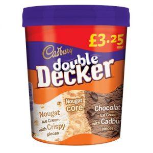 PM £3.25 Double Decker