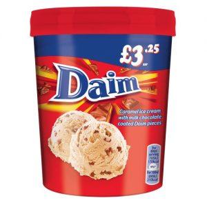 PM £3.25 Daim Tub